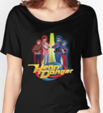 Henry Danger Secret Identities Women's Relaxed Fit T-Shirt