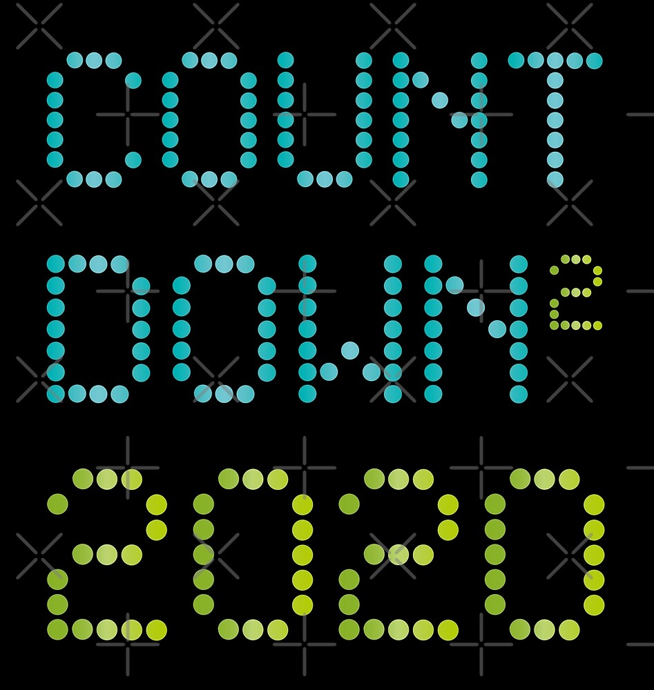 Countdown to 2020 by depresident