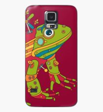 Frog, from the AlphaPod collection Case/Skin for Samsung Galaxy