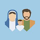 The Holy Family by mikbails