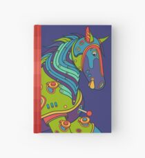 Horse, from the AlphaPod collection Hardcover Journal