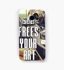 FYA - Frees Your Art #5 Samsung Galaxy Case/Skin