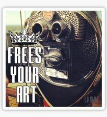 FYA - Frees Your Art #5 Sticker