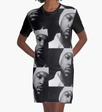 Ice Cold Graphic T-Shirt Dress