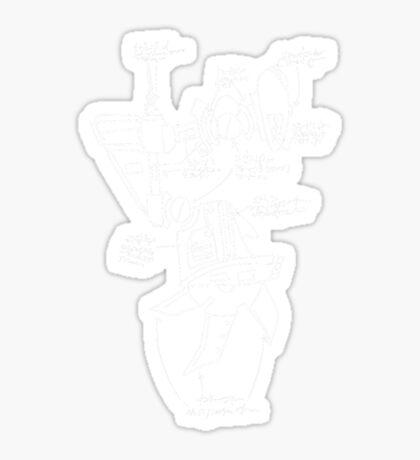 'bot template Sticker
