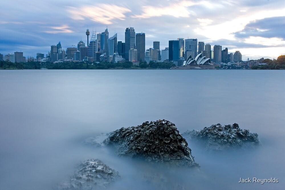Sydney Sunset by Jack Reynolds