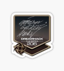 GeT_RiGhT DreamHack Cluj-Napoca 2015 Sticker