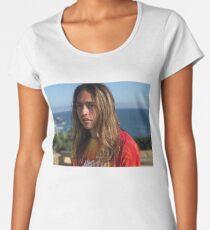 LANDON CUBE HIGH QUALITY CANDID SHOT / PHOTO / PICTURE Women's Premium T-Shirt