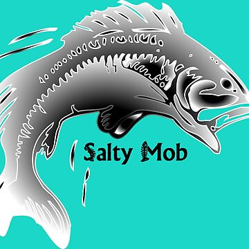 Salty Mob fish are Jumping by SaltyMob