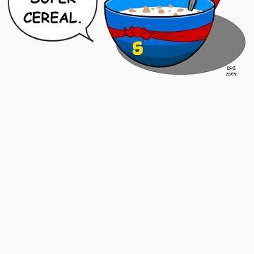 Not Just Cereal... by esjee
