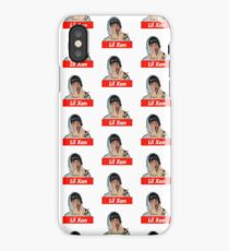 LIL XAN PREME SUPREME BOX LOGO INSPIRED DESIGN WITH LIL XAN iPhone Case/Skin