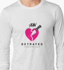 LIL XAN BETRAYED OFFICIAL COVER HIGH QUALITY RENDER Long Sleeve T-Shirt