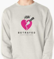 LIL XAN BETRAYED OFFICIAL COVER HIGH QUALITY RENDER Pullover