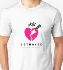 LIL XAN BETRAYED OFFICIAL COVER HIGH QUALITY RENDER Unisex T-Shirt