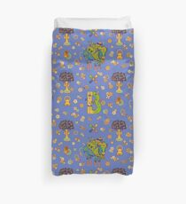 Bison, from the AlphaPod collection Duvet Cover