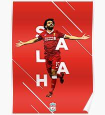 Mohamed Salah - Liverpool FC Poster