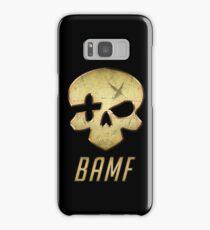 B.A.M.F Samsung Galaxy Case/Skin