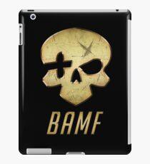B.A.M.F iPad Case/Skin