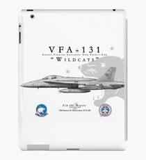 VFA-131 Wildcats Squadron iPad Case/Skin