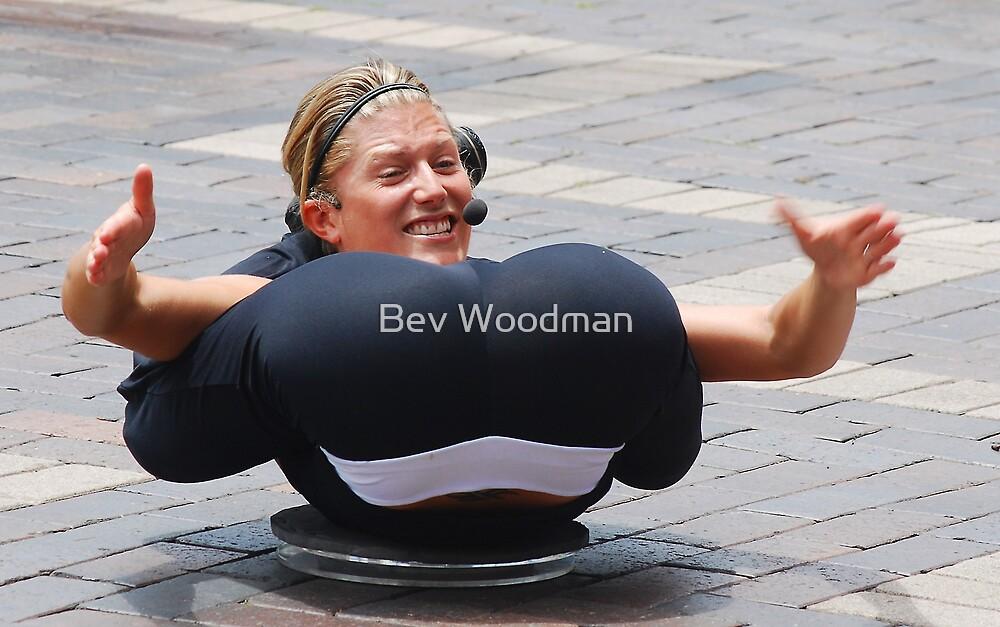 How Big Is My Butt? by Bev Woodman