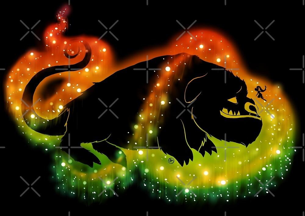 Legend of the Neverbeast by SinayaStarChild