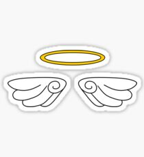 Halo Wings Sticker