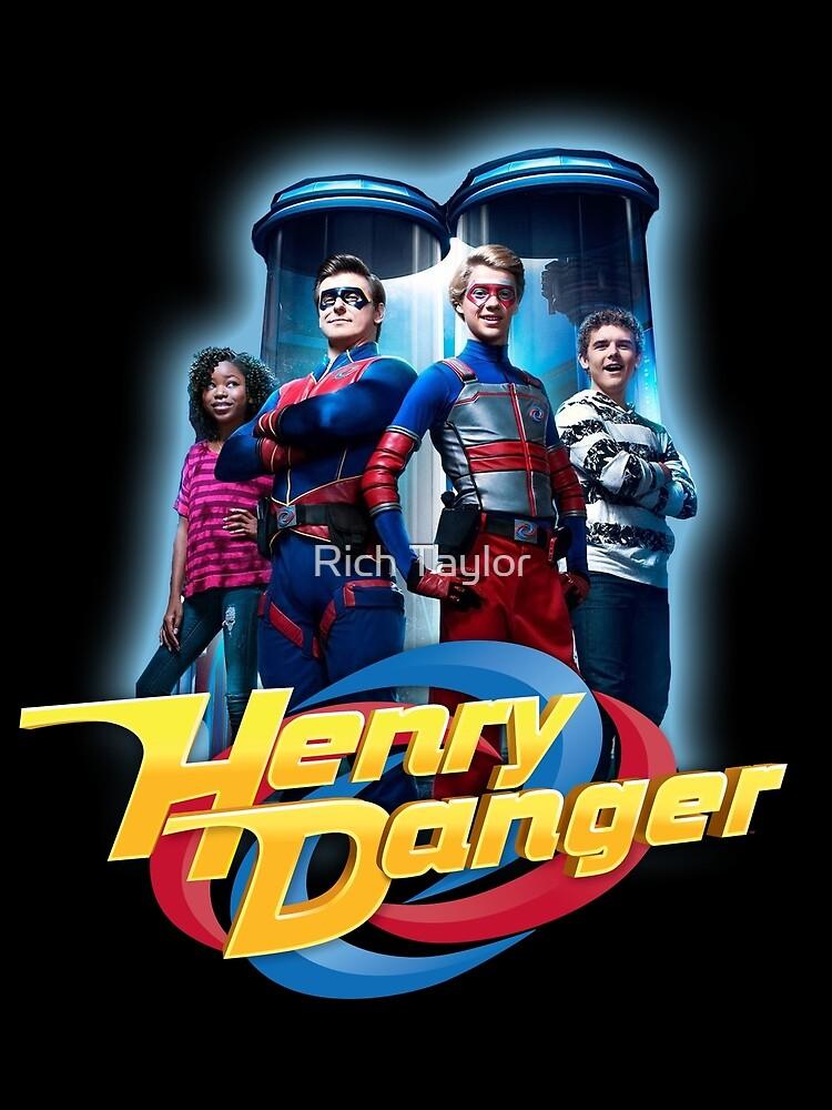 Henry Danger Control Room by richmoolah88