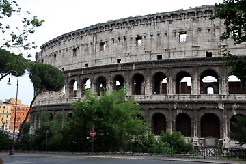 Colosseum by stjc