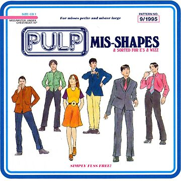 Pulp Mis-Shapes by lcvelife