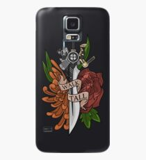 Walk Tall 2.0 Case/Skin for Samsung Galaxy