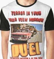Duel Graphic T-Shirt
