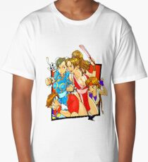 Fight Like A Girl: CVS2 Long T-Shirt