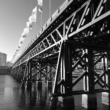 Pyrmont Bridge by benherman