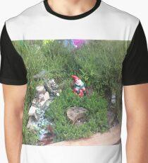 Fairy Garden Graphic T-Shirt
