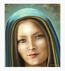 Mother Mary Photographic Print