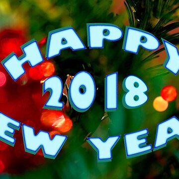 Happy New Year! - 2018 by ProfAudio