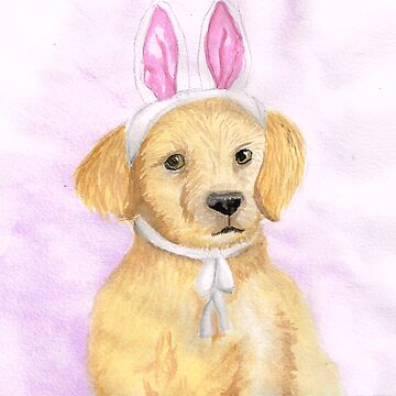 Easter Dog by MARILOLA126