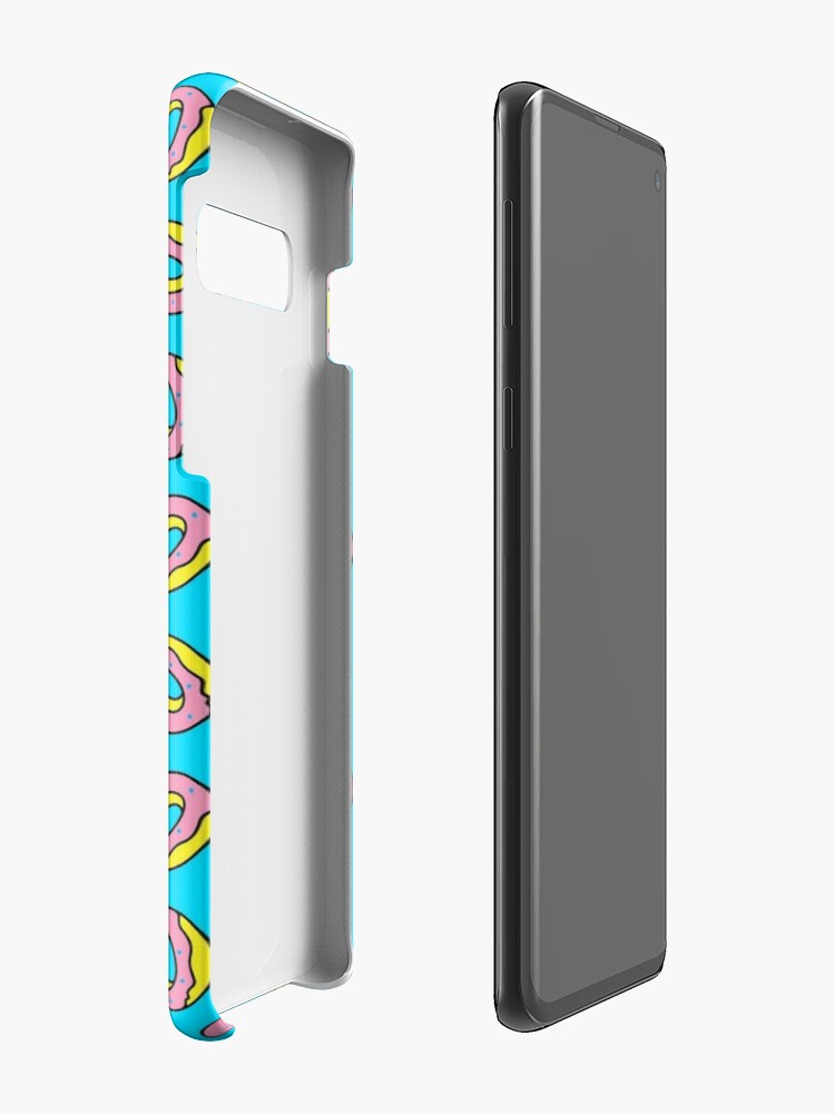 Alternate view of Odd Future All Over Single Donut (ALL ENABLED) Cases & Skins for Samsung Galaxy