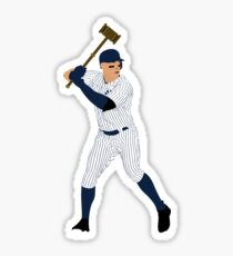 The Judge 3 Sticker