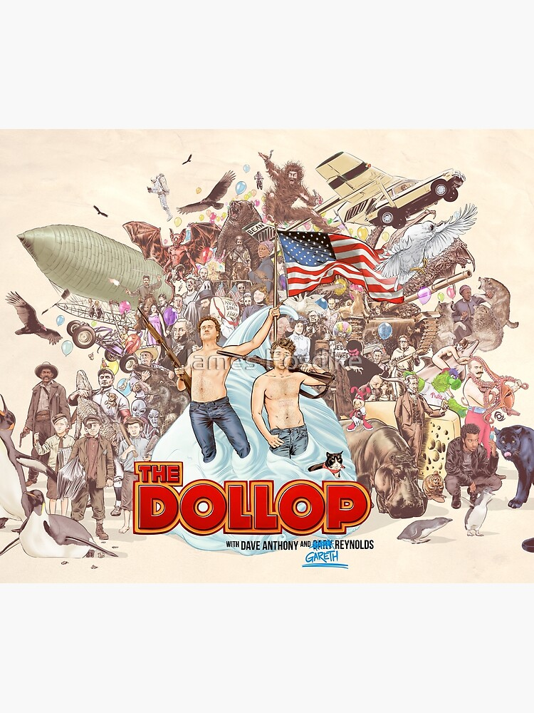 The Dollop 2018  by MrFoz