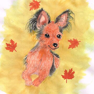 Fall Chihuahua by MARILOLA126