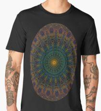 Mandala la la v Men's Premium T-Shirt