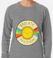 Radiate Positivity Lightweight Sweatshirt