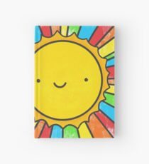 Radiate Positivity Hardcover Journal