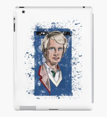 Fifth Lord of Time iPad Case/Skin