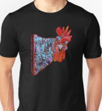 Rooster for Good Fortune and Fertility Unisex T-Shirt