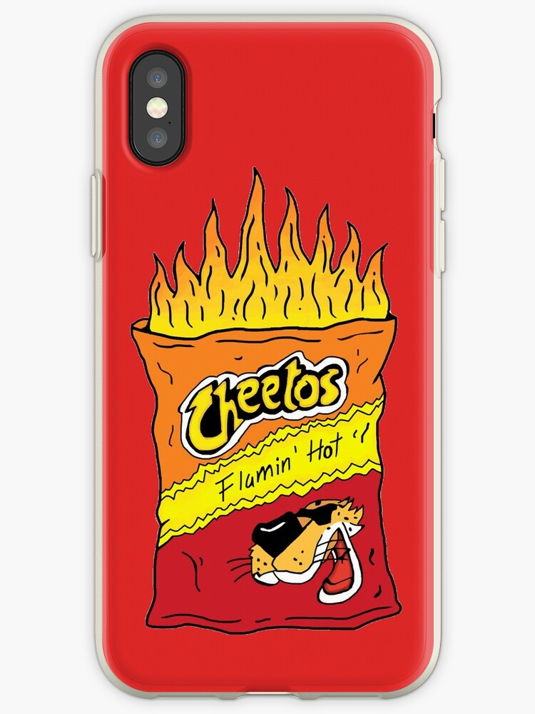 Flamin' Hot Cheetos  by ladyfmazzola