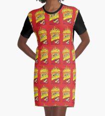 Flamin' Hot Cheetos  Graphic T-Shirt Dress