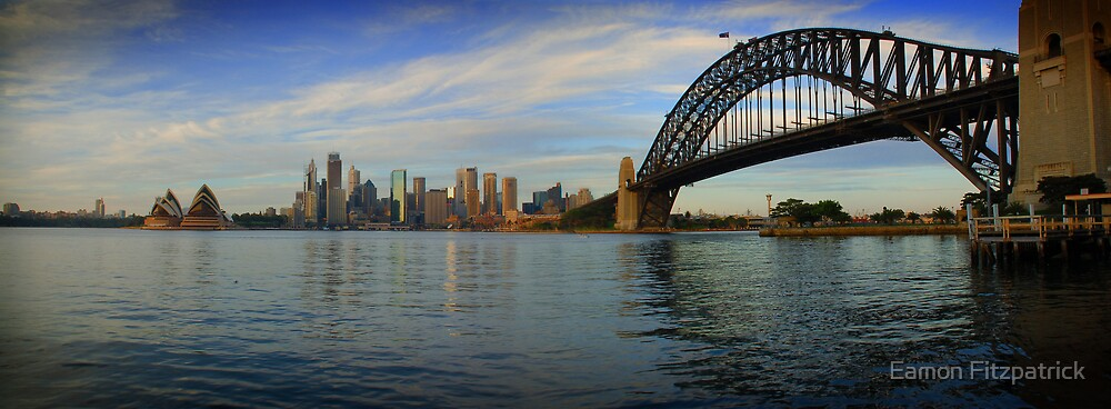 SYDNEY, AUSTRALIA by Eamon Fitzpatrick