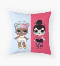 LOL Surprise Dolls - Sugar and Spice Throw Pillow